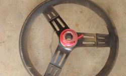 Bicknell Racing Products Quick Release Steering WheelBRP is one of the most trusted brands in Motorsports in Canada. Price through BRP is approximately $100, selling this fully assembled for $65. Kirkey Racing Fabrications Aluminum Racing Seat Kirkey