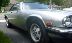 Rare 1987 Jaguar XJSC V12 2 seater hard top convertible                                     Only 44000 Miles Selling my Jag as I have no room for it this winter, its in great shape for its age, & will need very minor work as it was parked for the last two