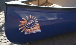 Rare 1996 Labatt's Blue urban Portage ( Langford ) Canoe.                                            Kevlar / light wieght                        Please call (705) 718-1421 10:00Am-10:00Pm                                              $950.00 OBO