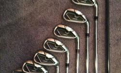 Full set of RBZ irons plus Hybrid two years old payed $449.