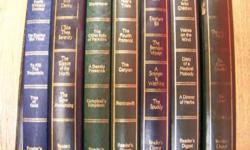 picture is not quite what i have, but close to it. i have 7 readers digest books. $40 obo. located in greenwood. 1. readers digest condensed book : tisha, the dragon, olivers story, majesty, overboard 2.the partner, all gods children, medusas child, only