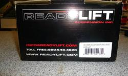 """Brand new ready lift kit, 2.5"""" leveling kit for Ford f250/350 trucks. Came with truck but never used. Asking $250 o.b.o"""