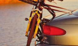 It's time to explore new territory! This SnapRack Euro Trio rear mounted bike rack can carry up to 3 bikes, and is easy to put on and take off with its universal fitting for all vehicles.