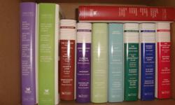 Each hardcover book contains 4 novels All never read and in excellent condition $4.00 each or the whole lot for 35.00