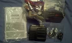 Polar Start Brand remote starter with security alarm, 2 remotes, brand new in box, never used,. $200 or best offer. Call 519 819 2466.