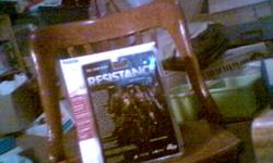 Resistance action figures series 1,Rise ,Stand and resist .Nathan Hale with  swarmer DC comics and Sony PS3  trademark registered .Box never opened ,call 519 -735-2416 sandy