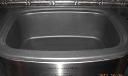 10 QUART COOK ESSENTIALS ROATSER OVEN GREAT CONDITION ONLY USED A COUPLE OF TIMES