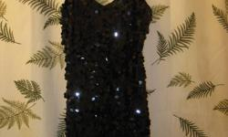 I have for sale a black dress from Rock Pit Paid $80 for it. Only worn once and in excellent condition. Asking $30.00 for it Only selling because it doesn't fit me anymore! Size Medium Looks better on than in the picture Also selling a black size 6 pair
