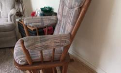Rocking/Glider Chair In very good condition. Open to offers