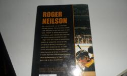 Wayne Scanlan-Author Excellent shape-has photos Clean A treasure for the Hockey/Sports fan. Email @ busball_38@hotmail.com. Price if firm-serious buyers only. Thank-You