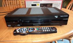 Explorer 8642HD & Remote - Record up to 20 Hours of HD Programming. - Selling because I switched to Bell.
