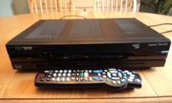 Explorer 8642HD & Remote - Record up to 60 Hours of HD Programming. - Selling because I switched from Rogers to Bell.