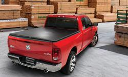 2014 GMC ROLL-UP TONNEAU COVER like new condition will fit a 6 1/2 foot box. (generic picture shown)