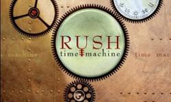 I'm selling the Blu-ray of the Rush concert Time Machine 2011: Live in Cleveland. Disc, case and booklet are in mint condition. Price is $20, firm. Thanks for looking. :-)