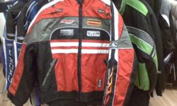 We still have some stock of Choko Jackets on sale.  WE NEED THIS STOCK GONE Quantities and sizes are limited  so don't wait too long. Prices starting at $90.00 YES THAT'S $90.00 We also carry snowmobile bids, pants, helmets, mitts, googles - a bit of