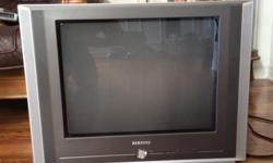 Samsung 20in TV - Model TX-R2035 with remote For details : http://www.newegg.com/Product/Product.aspx?Item=N82E16889102033R Great Condition - best offer accepted Must pick up in Barrhaven