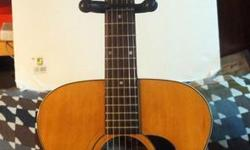 Saturn acoustic guitar, Model number 5705 Made in Japan, great condition - see photos Asking $125 If you are seeing this ad, the item is STILL AVAILABLE.