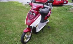 hey selling my scooter works great come with cover helment and alarm email me thx