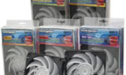 Brand New & Extremely hard to get ahold of. One Fan $22.00 Two or more $20.00 Each High Performance: The GentleTyphoon achieves high airflow volume and low noise with the newly designed impeller, enabling silent cooling of the latest devices which run