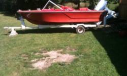 Nice lil run about boat Got a 1971 evinrude 33hp runs need a tune up This ad was posted with the Kijiji Classifieds app.