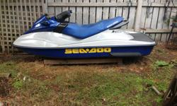 selling this SEADOO for a $1000 or OBO. Have the papers and everything but the motor. Just want it gone. If interested please give me a call at 778-679-9670. Thanks Serious buyers only please. Thank you