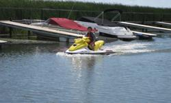 1997 Personal Watercraft, 85 HP motor and 2003 Yacht Club Trailer