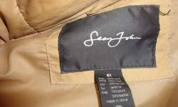 I have a brand new sean john winter jacket in a size 6xl if interested please let me know thanks