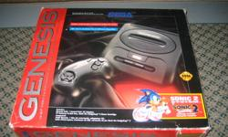 sega genesis system  for sale. with games. asking 60.00obo accepting any reasonable offers