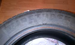 Selling 4 x Widetrack SR H411 P195 / 60R15 87T Winter tires $200 for the set