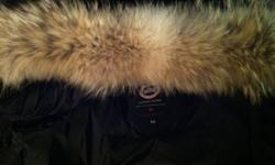 Selling my Authentic Canada Goose Montebello in Black in the size medium for $500.00 (please take into consideration Canada Goose has raised the prices $50.00 more since last year in addition to authenticity tags and receipt) It has been used for one