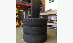Set of 195/65 R15 91T Bridgestone Blizzak WS70 snow tires. $200.00. 70% tread remaining. If you want them mounted and balanced it's $20-$25/tire. Located at Bulldog Autoworks Ltd. Turn into Fix Auto/Audy Autobody and follow the driveway to us. Open