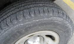 """HAVE SET OF 4  MICHELINS  LTX M&S  16""""  245 75 R16  GOOD FOR 1-2 MORE WINTERS.  CHEAP AT $125 FOR THE SET OF 4    ALSO HAVE AN EXTRA ONE (1) BRAND NEW ARCTIC CLAW WINTER XX1 SIZE 245 75 R16  FOR $50 VIEW:  IN DUNDAS/HAMILTON OR WATERDOWN AREAS  AREA AS I"""