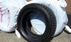 These Winter Claw tires have only been lightly used and are in excellent condition. They were over $500.00 new. Set of 4 for only $135.00.