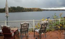 The home is spacious and quiet and the view is spectacular! The home is located by Collin's Lake at Inverary, close to Kingston.The room is furnished or unfurnished. It is all inclusive. Women preferred. Please call after five during the week or at any