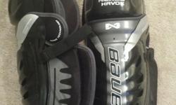 Brand new, never been worn Bauer nexus Size 15in
