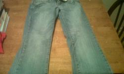 All jeans are 3 and 26 all shirts are small and Medium best offer.