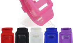 New Silicone Watch Wrist Band Case for iPod Nano 6 -Brand new and high quality. -Softness is moderate, wear very comfortable -Compression molding, sturdy and durable -The size can be adjusted according to the circumstance of individual wrist -Protect IPod