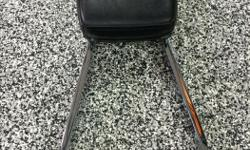 Sissy Bar - Back Rest In Excellent Condition