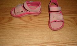I have a pair of Size 6 Toddler Grendene Pink Sandals for sale! These are in excellent condition and would look great in your child's room or to give as a gift. Comes from a non-smoking household. Do not miss out on this excellent opportunity to get this