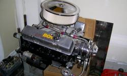 chevy high performance  rebuilt engine many custom parts and upgrades  Must sell OBO  to much to list... serious inq...  call