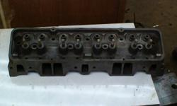 """I have for sale a single Small Block Chev """"461"""" head. Bare, new hardened valve seats. Call 807-577-9988, ask for Wayne."""