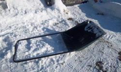 Snow float (snow scoop) for sale. Only $25. We are located in Orleans. See our list of other items for sale. First come, first served.