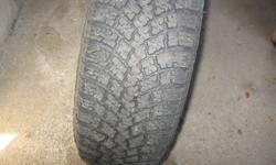 4 winter tyres with rims (5 bolts) Nokian Hakkapeliitta 1 Size : 195/65 R15 91T