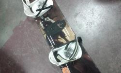 This is a Lamar Believe snowboard with bindings in fair to good shape. Asking $88.00 Located at Red's Emporium 19 High St, Ladysmith 250-245-7927 Hours of Operation Noon-6pm Mon-Sat Except Fri 10-5pm