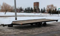 2000 easy load four place snowmobile trailer   Asking $1950.00   call Jim or Mitch at 623-6888 or 621-2683