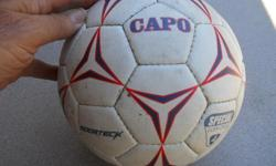 Like new condition soccer ball. Ph. 250-388-4438