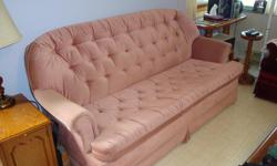 we have a beautiful sofa bed , very little use , 75.00 firm , clean , non smoking house , 7057793226 for pictures ,has to be picked up ,,,