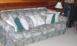 I have a Sofa with pull out bed, barely used, in great condition. Was $900.00 new from Sears.   Please phone for more info, no emails. Thank you