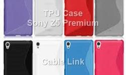 Soft TPU Gel Silicone Case Cover For Sony Z5 Premium -Prevent from scratch and dirt. -Soft matte TPU rubber case -Allows easy access to all buttons, controls and ports without having to remove the skin. -Keep your cell phone safe and protected with this