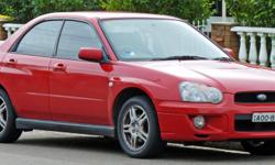 Make Subaru Model Impreza Sedan Year 2005 Colour Red kms 145000 Trans Automatic Just bought a new one to keep up with the times. Selling instead of trading in. $2000 or best offer. The Good News: 2005 Impreza 145,000 km, e-tested and new plate stickers in